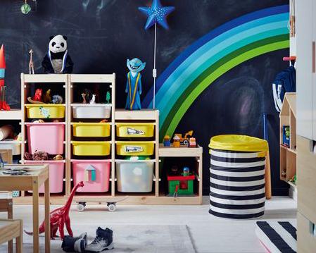 Детски организатори / Кутуии за складирање